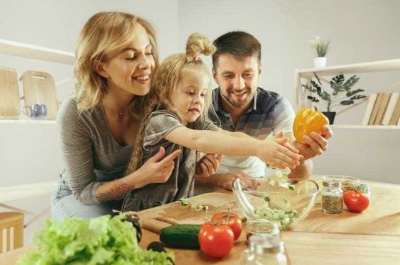 Ensinando por meio da culinária